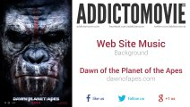 Dawn of the Planet of the Apes - Web Site Music (Web Site Music - Background)