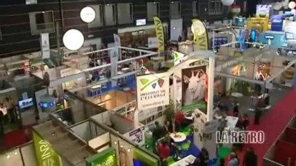 Rétro Auvergne 2013: Economie