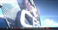 82 yards rush from Blount during Patriots vs Bills match