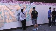 Graffiti Festival Graff-ik'Art Gare Lyon Part Dieu Septembre 2013