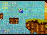 Sonic 3 & Knuckles - Angel Island Zone (Test Footage)