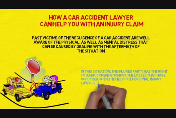 How a Car Accident Lawyer Can Help You With an Injury Claim