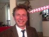 Thierry Ragueneau (la voix française du mentaliste) vous souhaite ses meilleurs v½ux 2014