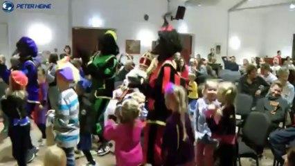 Sinterklaasfeest in Hekelingen 2013