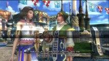 Final Fantasy X-2 HD Remaster (English subs part 031) CH2  Kilika and Luca events