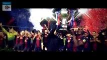 Liga BBVA / Atletico - Barcelone ( FR )