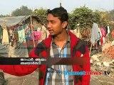 Rohingya colony in Delhi - Akalangalile India 2nd Jan  2013 Part الجزء الأول مستعمرة الروهنجيا في نيودلهي - الهند