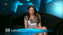 Lora Gheysen lit Contes cruels (2eme partie) 12-03-2013