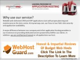 My Own Asp - Application & Quickbooks Hosting Service