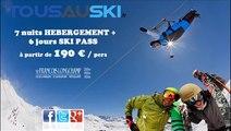Vacances au ski pas cher à Saint François Longchamp, Séjour en famille tout compris avec Tous Au Ski