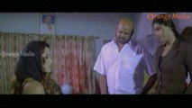 Monalisa Interrogating   By Rami Reddy And Vidya  In Police Station  From Udrekam Movie