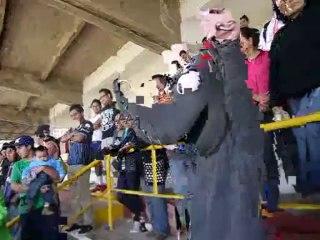 Gallos TV 327 Día de Reyes Barra RA en el Estadio Municipal de Querétaro