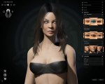 GameTag.com - Buy Sell Accounts - EVE Online Incursion - Female Character Creation - PC