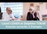 Lionel COHEN et Delphine TOKAR avocats à Étampes
