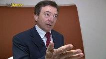 Didier Negiar - Présentation de l'ENSAE BAE lors des pitchs Euroquity