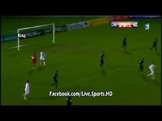 La Roche 0-3 CA Bastia # Amazing Goal Philippon