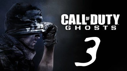 Let´s play Call of Duty Ghosts part 3# Riley in Action