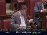 "12/11/2013 Ivan Della Valle - TAV - ""Lega nord stop tav"" - MoVimento 5 Stelle"
