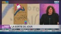 Les sorties du jour: Michel Bouvet, commissaire général de la Fête du graphisme, dans Paris est à vous - 06/01