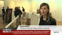 La Région des Musées : Musée Matisse - Cateau Cambrésis / Les coulisses