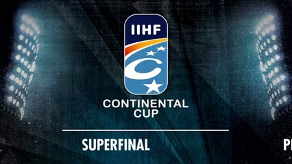 Superfinal Program - Continental Cup 2014