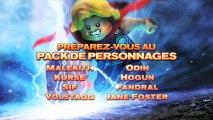 LEGO Marvel Super heroes (XBOXONE) - DLC pack de personnages d'Asgard et Super Pack