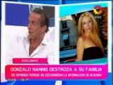 Pronto.com.ar Gonzalo Nannis contra su familia