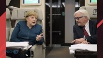 German Leader Suffers Pelvic Injury On Ski Holiday