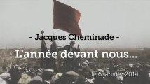 L'année devant nous... - Voeux de Jacques Cheminade