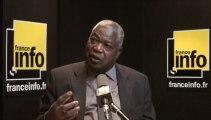 """Kofi Yamgnane : """"Depuis De Gaulle, il n'y a pas eu beaucoup de changement"""""""