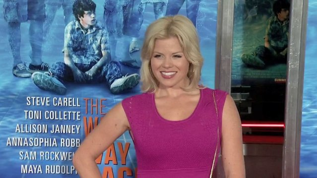 Megan Hilty Moves On