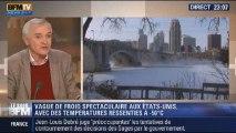 Le Soir BFM: vagues sur la côte atlantique et vague de froid aux États-Unis - 06/01 3/4