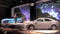 2014 CES Jan 6 Mon Toyota