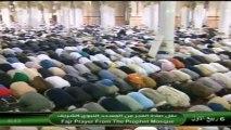 7th January 2014 Madeenah Fajr led by Sheikh Budayr