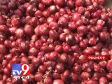 Onion prices may drop on high arrivals - Tv9 Gujarat
