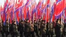 Dennis Rodman arrives in North Korea for Kim's birthday