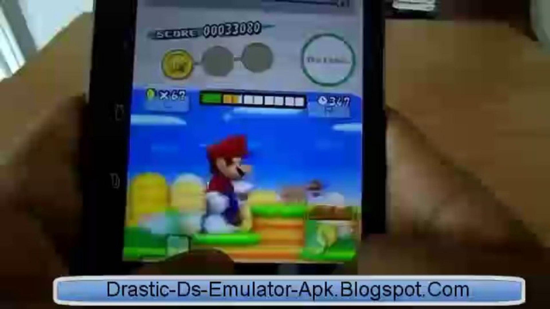 drastic ds emulator apk full version