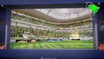 L'Arena Pernambuco à Recife