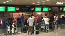 Alitalia: attesa per offerta Etihad