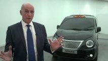 Nissan Taxi for London - Glyn Hopkin Interview