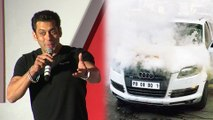 Salman Khan Makes Fun Of Sonu Sood's Accident