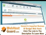 Sibername Web Site Hosting and Web Site Builder TV commercial Version #2