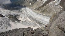 #1 Eperon Tournier Direct Face Nord des Droites Chamonix Mont-Blanc alpinisme