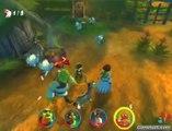 Shrek 2 : The Game - Une cuisinière battue