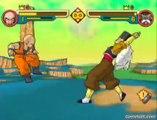 Dragon Ball Z Budokai 2 - Krilin vs Gero