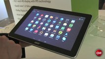Acer Iconia A3 : tablette low cost : IFA 2013