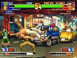 The King of Fighters '98 : Ultimate Match - Mode NeoGeo
