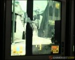 Metal Gear Solid 4 : Guns of the Patriots - Gameplay au TGS 2007