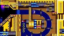 Sonic CD (remake) - Trailer #2