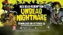 Red Dead Redemption : Undead Nightmare - Undead Overrun Multiplayer